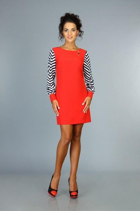 Повседневное платье ALANI COLLECTION 373