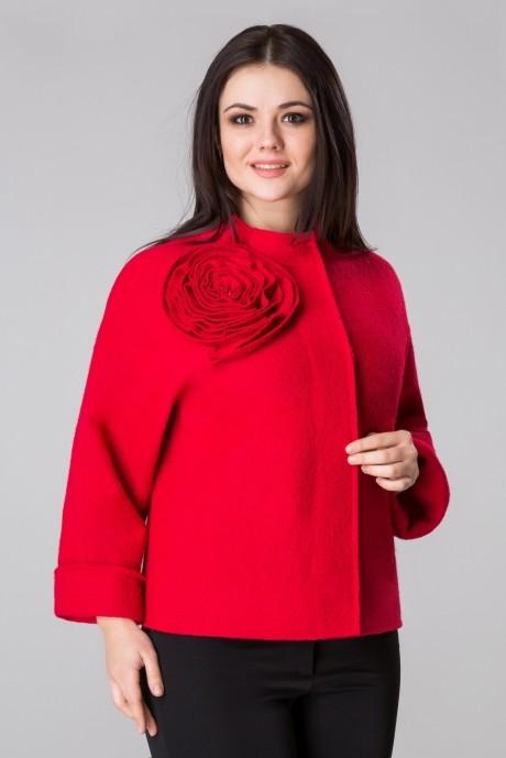 Жакеты (пиджаки) Bonna Image 16-151 красный
