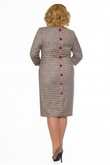 Повседневные платья Bonna Image 15-130/1 бежевая корзина фото 2