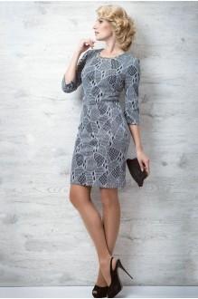 Повседневное платье SandyNa 1356 серый фото 1