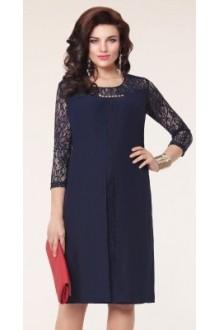 Вечернее платье Vittoria Queen 1073/2 т.синий фото 1