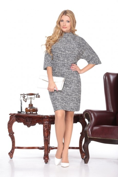 Повседневное платье Нинель Шик 5435