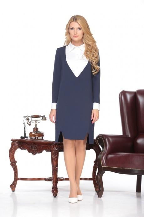Повседневное платье Нинель Шик 5419