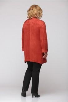Куртка Надин-Н 1320 кирпичный фото 2