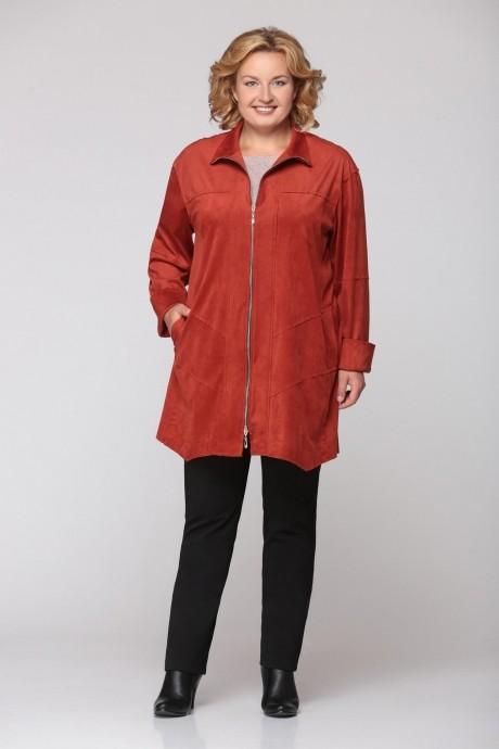 Куртка Надин-Н 1320 кирпичный