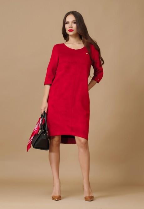 Повседневные платья Lissana 2876 красный