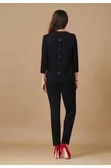 Брючный костюм /комплект Lissana 2887 черный фото 2