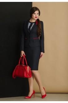 Юбочный костюм /комплект Lissana 2892 ромбы фото 1
