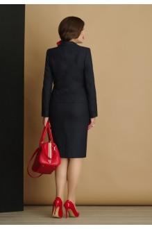 Юбочный костюм /комплект Lissana 2892 ромбы фото 2