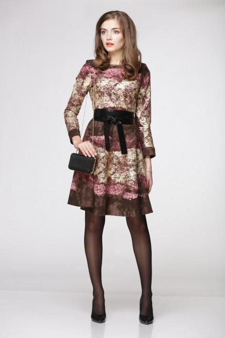 Повседневное платье ТАИТА ПЛЮС 1542