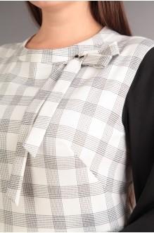 Юбочный костюм /комплект Джерза 2142 фото 2