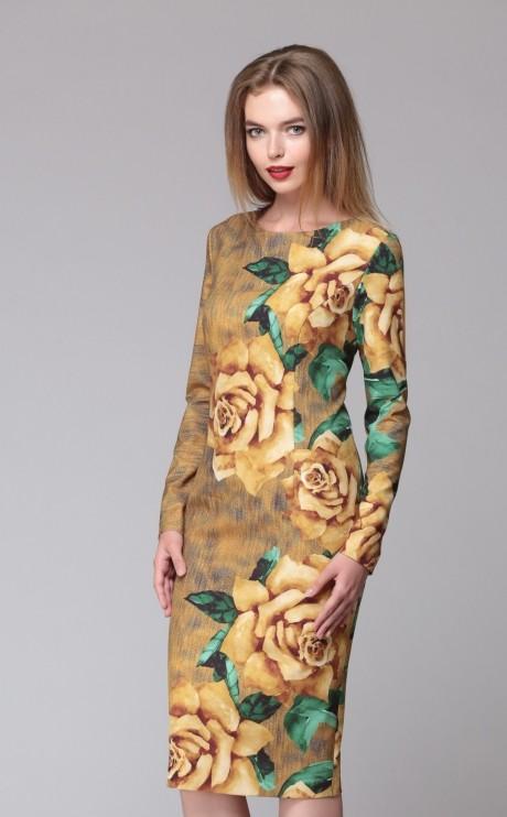 Повседневное платье Juanta 2386