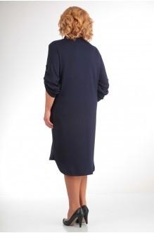 Повседневное платье Прити 473 темно-синий фото 2