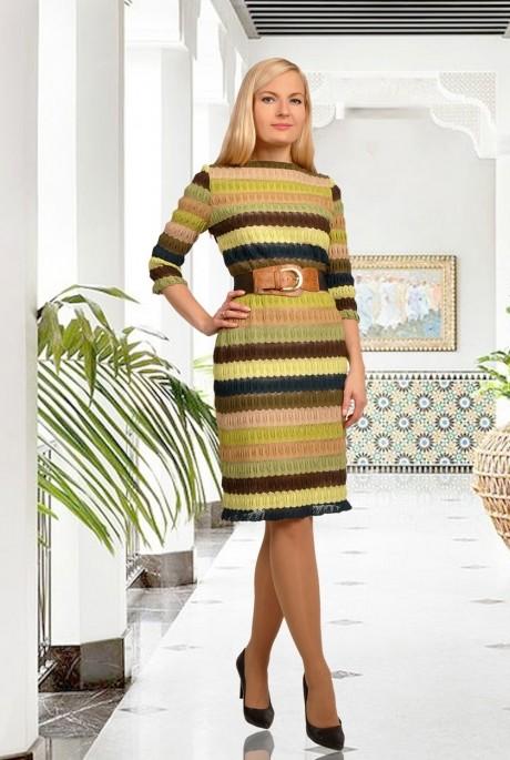 Повседневное платье МиА-Мода 739
