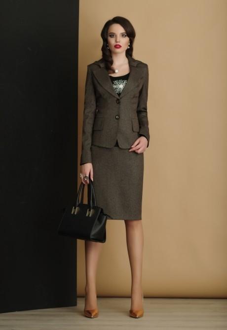 Юбочный костюм /комплект Lissana 2910