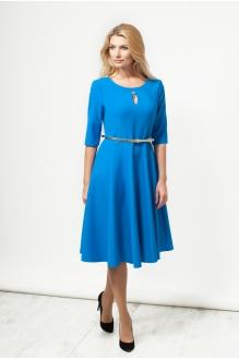 Повседневное платье Moda-Versal П-1601 василек фото 1