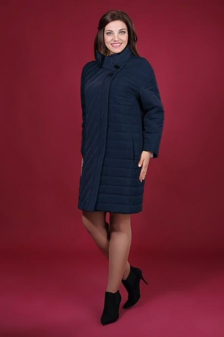 Пальто Магия Моды 964 синий