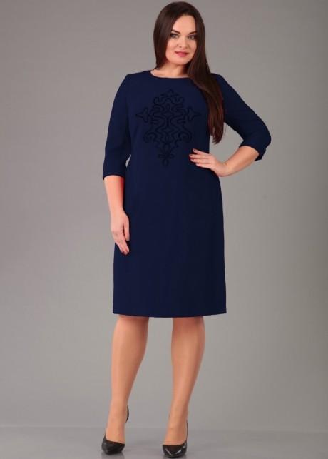 Повседневное платье Jurimex 1468 синий