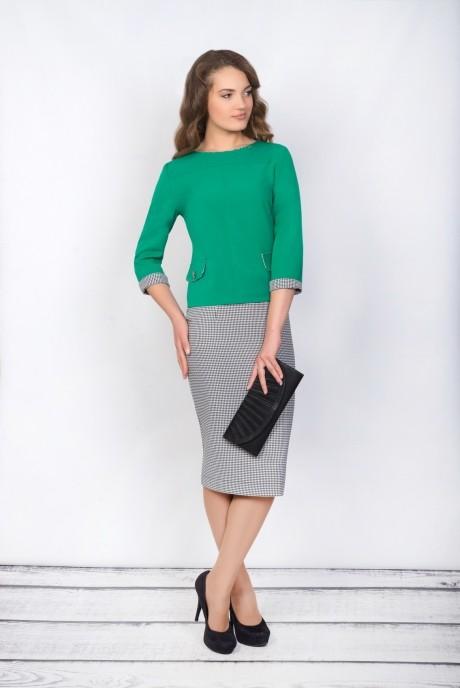 Юбочный костюм /комплект ASPO design 942 _1 Fashion Cors