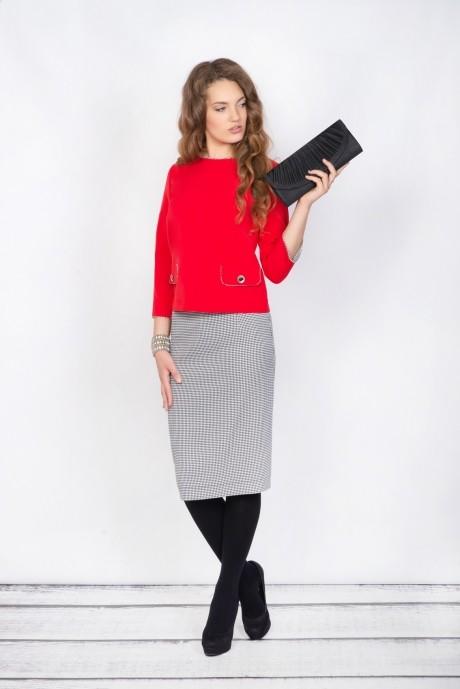 Юбочный костюм /комплект ASPO design 942 _2 Fashion Cors