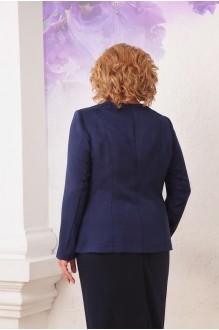 Жакет (пиджак) Орхидея Люкс 732 синий фото 2