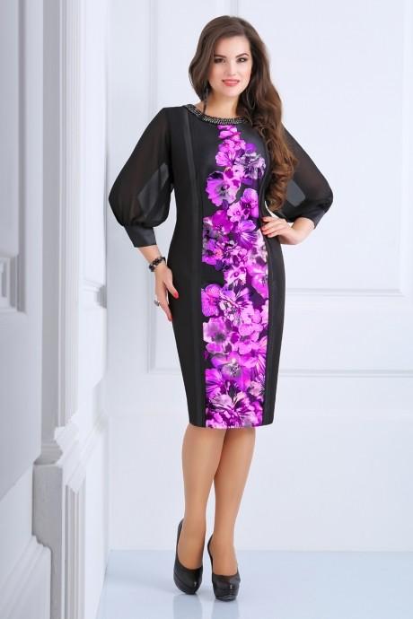 Вечернее платье Matini 3.951 фуксия