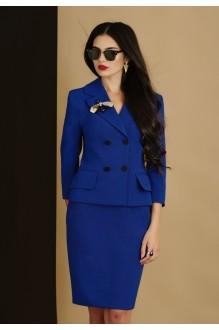 Юбочный костюм /комплект Lissana 2905 василёк фото 3