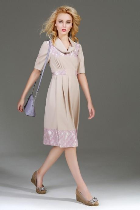 Повседневное платье Анна 381