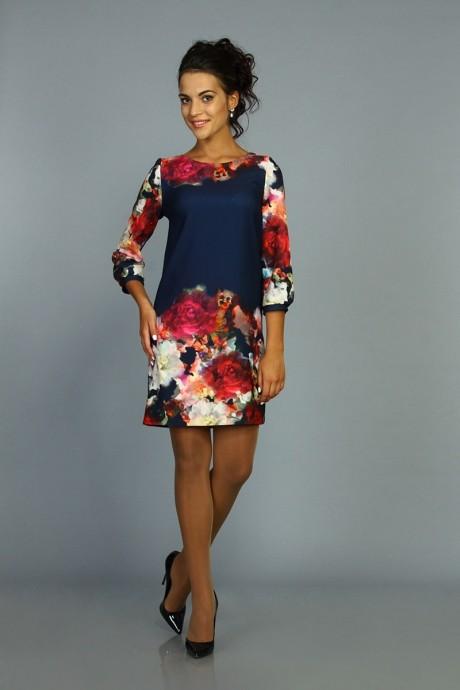 Повседневное платье ALANI COLLECTION 374