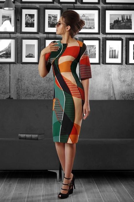 Повседневное платье Люше 1319