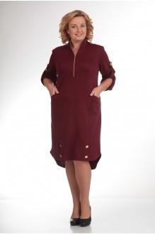 Повседневное платье Прити 473 красный фото 1