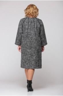 Пальто Надин-Н 1312 серый фото 2