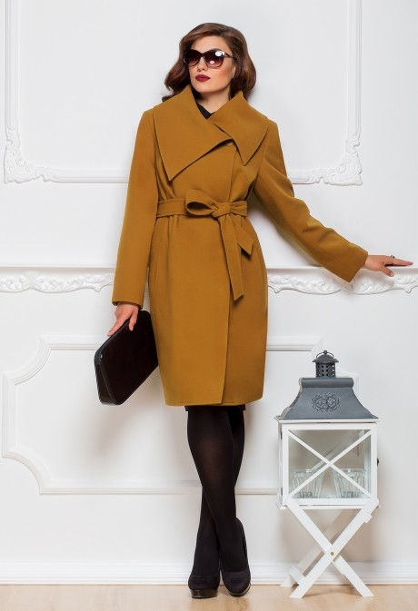 Пальто Elady 2242 В карамель