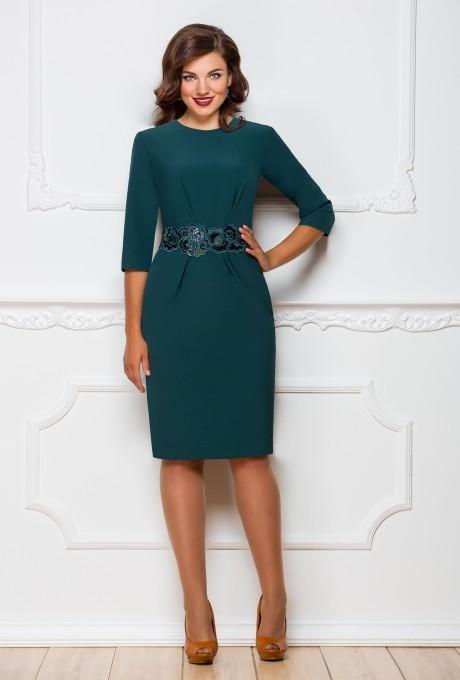 Вечернее платье Elady 2276 изумрудный