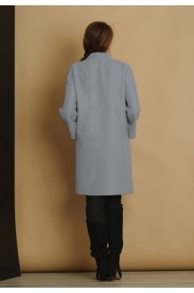 Пальто Lissana 2916 серый фото 2