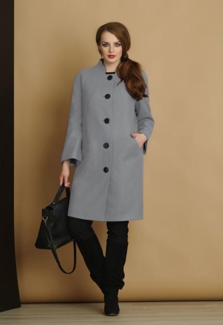 Пальто Lissana 2916 серый