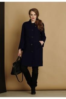 Пальто Lissana 2916 темно-синий фото 1