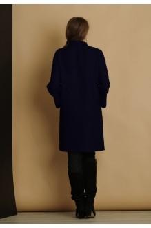 Пальто Lissana 2916 темно-синий фото 2