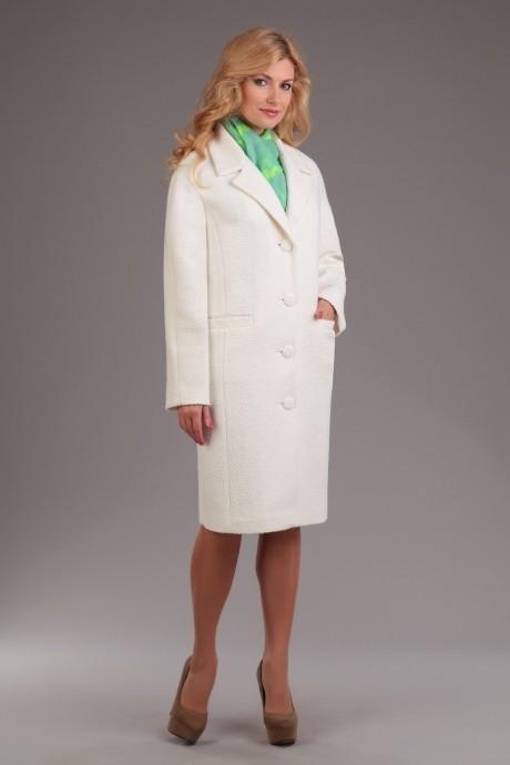 Пальто Diomant 1026 белый
