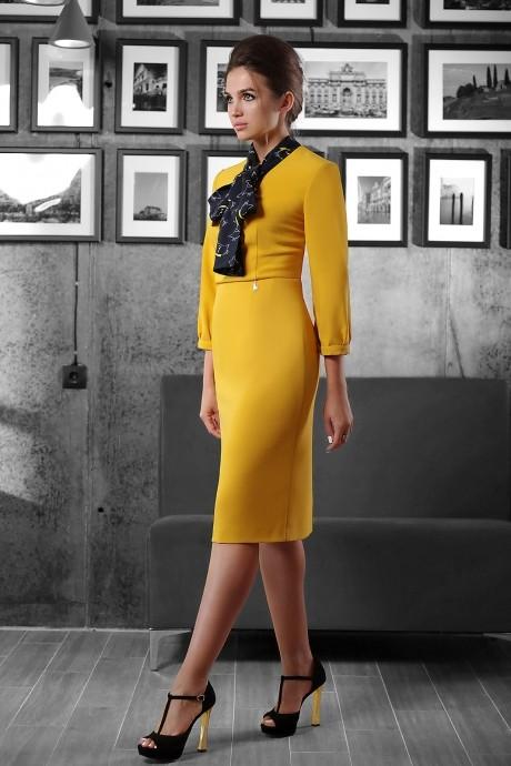 Повседневное платье Люше 1337