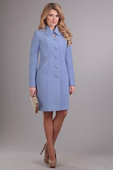 Пальто Diomant 925 фиолетовый