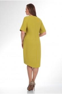 Повседневное платье Надин-Н 1327 горчица фото 2