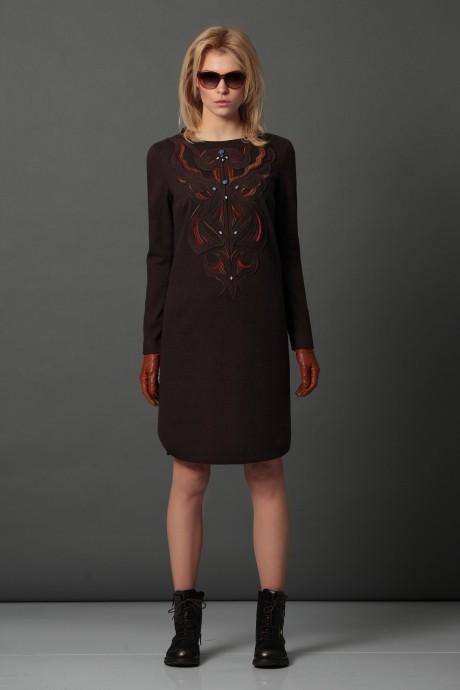 Повседневное платье Burvin 4737-81