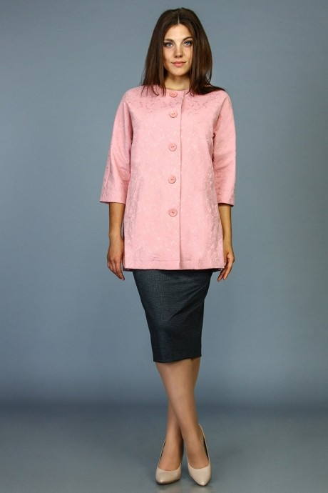 Жакет (пиджак) Fashion Lux 981 сирень