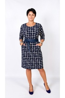 Повседневное платье TricoTex Style 1609 фото 1