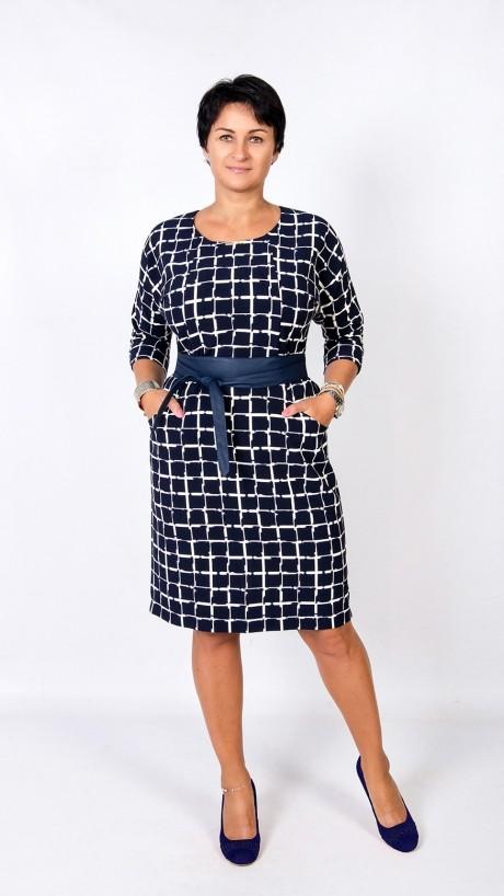 Повседневное платье TricoTex Style 1609