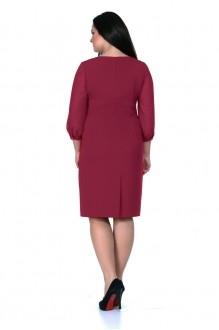 Вечерние платья Fashion Lux 898 бордо фото 2