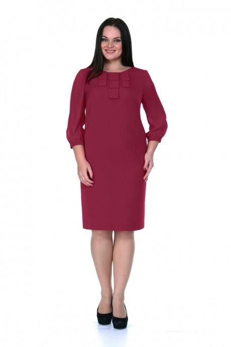 Вечерние платья Fashion Lux 898 бордо