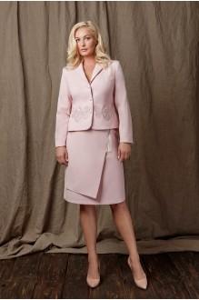 Юбочный костюм /комплект Prestige 2907 розовый фото 1