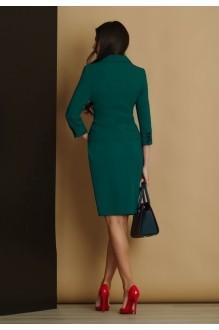 Юбочный костюм /комплект Lissana 2905/1 темно-зеленый фото 3